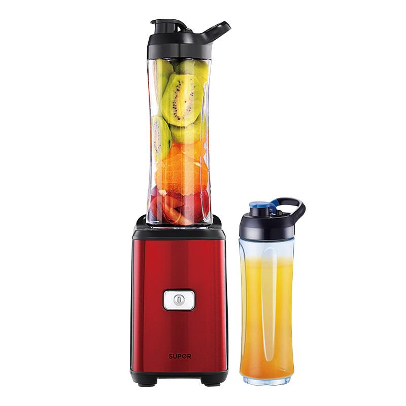 苏泊尔榨汁机便携式随行杯家用多功能搅拌机料理机电动迷你果汁机
