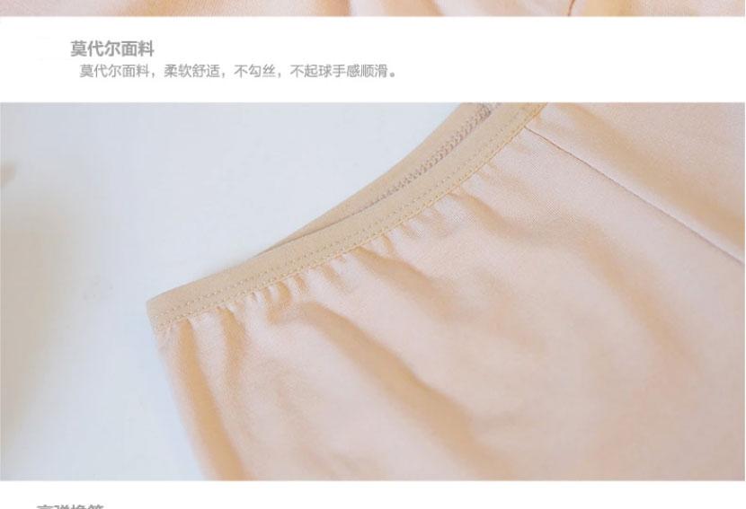 Xà cạp phụ nữ bông mùa xuân và mùa hè 2018 mới Hàn Quốc phiên bản của ren mặc chống ánh sáng an toàn quần quần ba quần