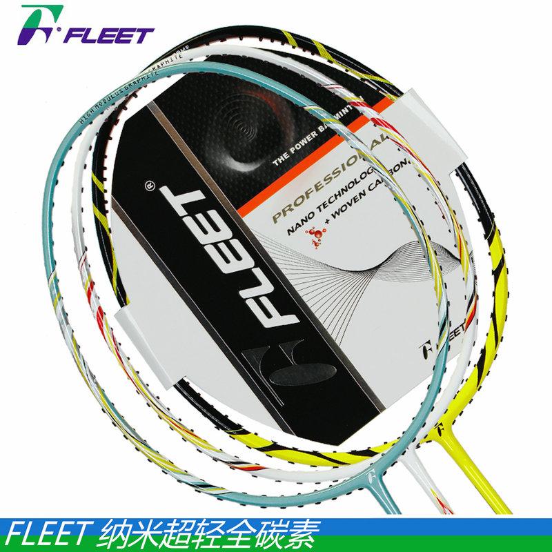 Real shot Flite FLEET badminton racket ultra-light Nano ...