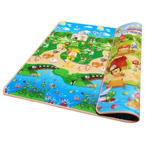 Защита окружающей среды детские Ползучий коврик утепленный Скалолазание детские со складыванием Влагостойкий пенный мат на младенца Детский игровой коврик