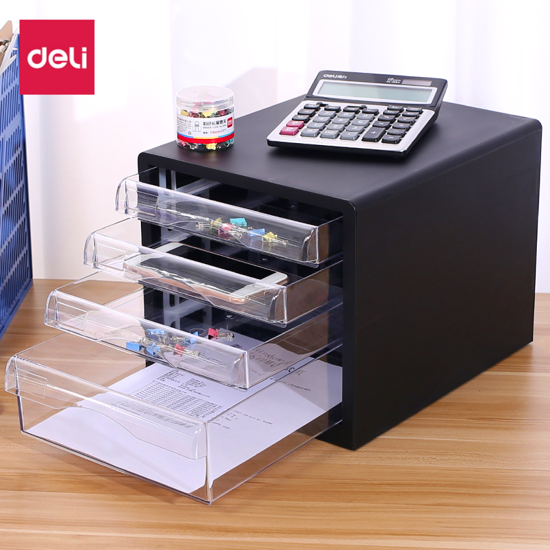 Strange Capable Desktop File Cabinet 5 Layers Of Plastic Drawer Type Transparent Information Cabinets Sorting Cabinets Storage Cabinets File Boxes Office A4 Download Free Architecture Designs Rallybritishbridgeorg