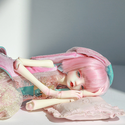 taobao agent DC 4 points BJD doll SD doll four points baby Bella-2 Bella full set of Doll-Chateau genuine bjd