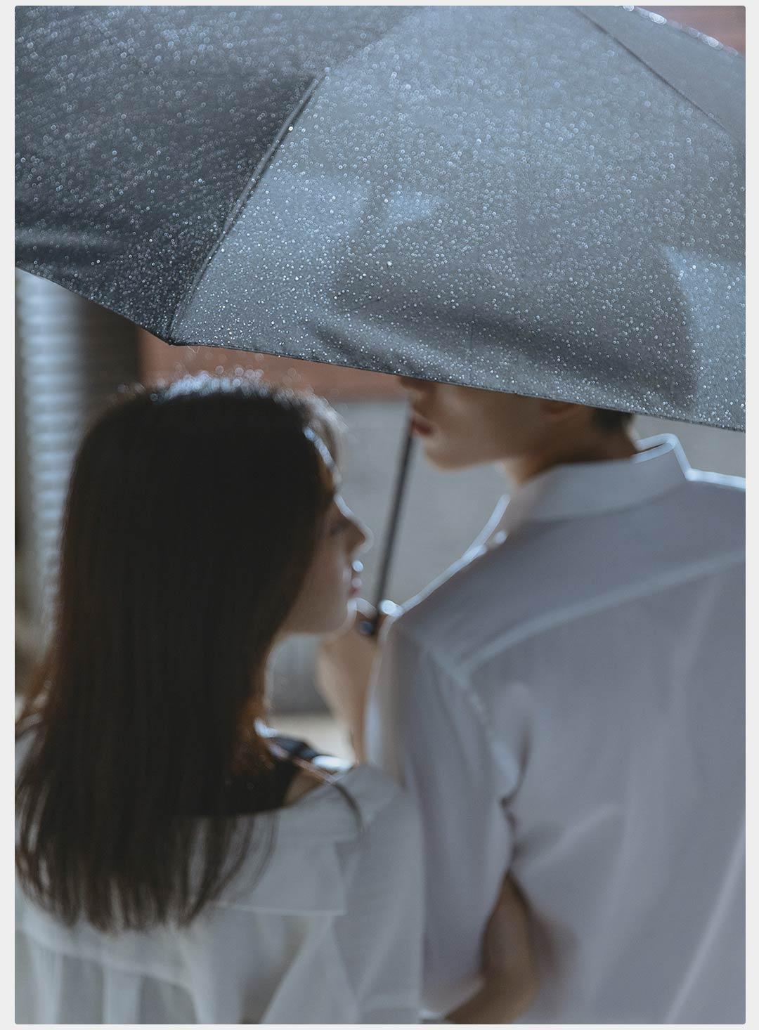 小编已下单,小米旗下 90分 轻薄便携雨伞 115cm加大伞面 49元包邮(长期59元) 买手党-买手聚集的地方