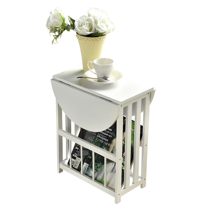 Brand new Folding small coffee table simple mini balcony corner bedside  FV67
