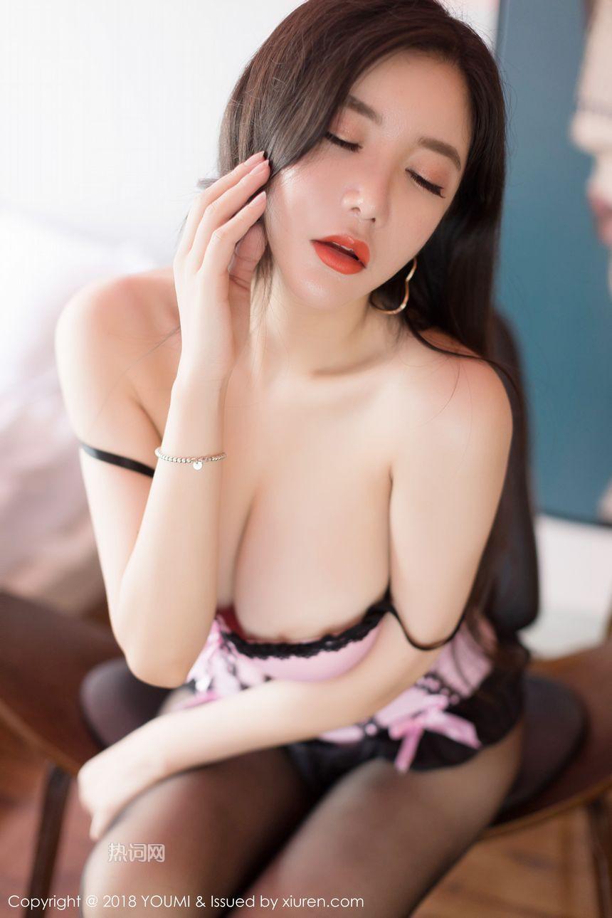 人間胸器與性感美臀女神李妍曦大尺度套圖
