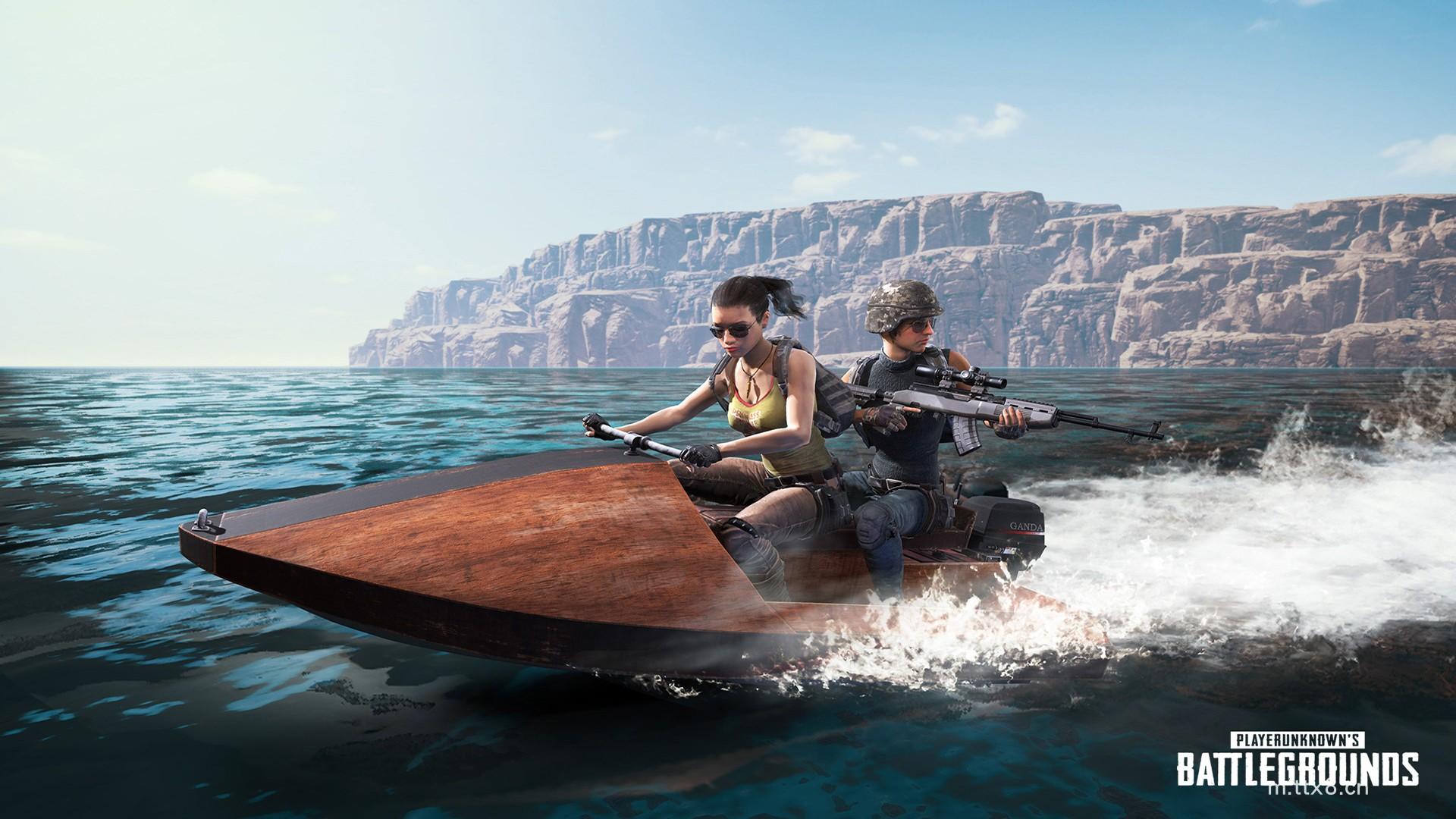 《绝地求生》高清游戏原画场景图片桌面壁纸12.jpg