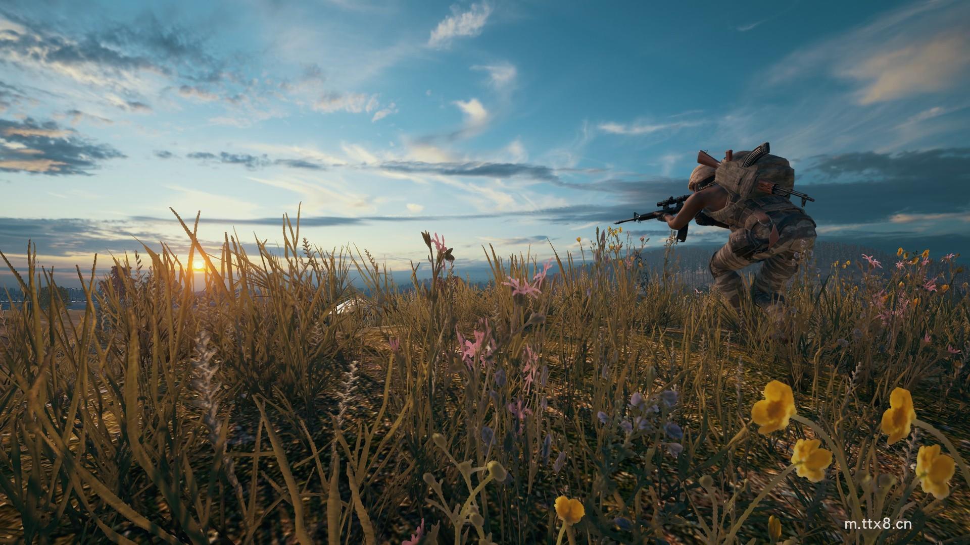 《绝地求生》高清游戏原画场景图片桌面壁纸4.jpg