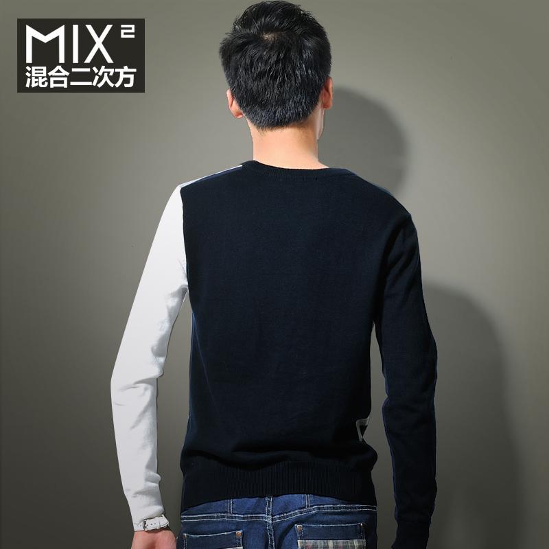 Свитер мужской MixSquare l23m01e1 MIX2