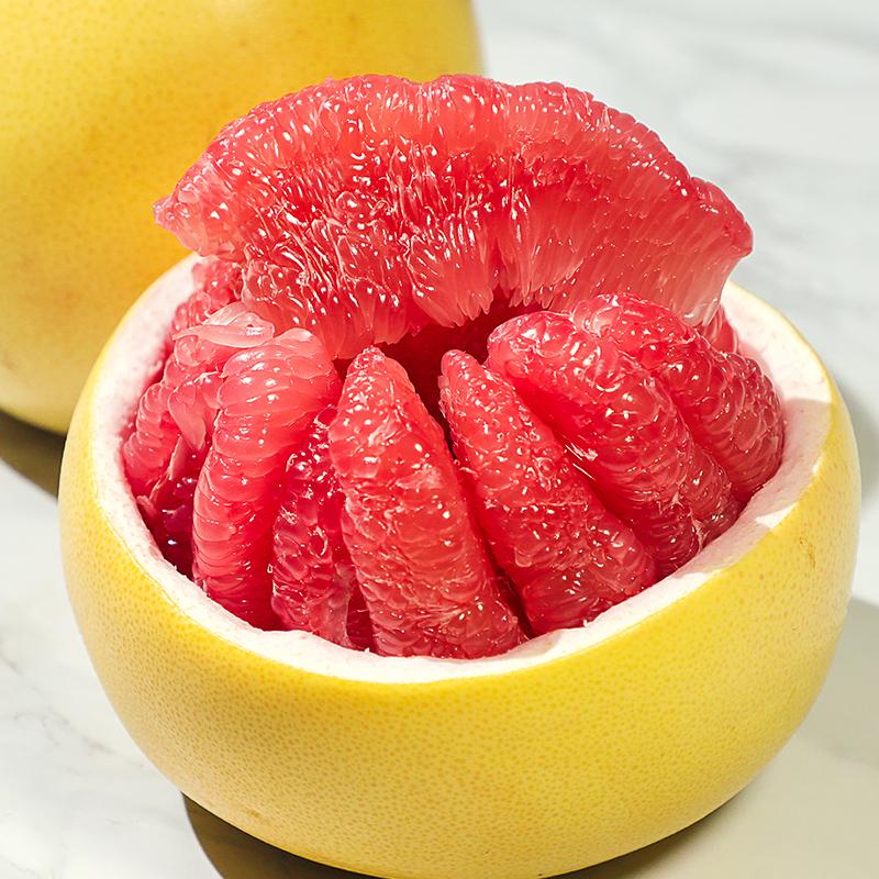福建平和管溪红心柚子水果5斤