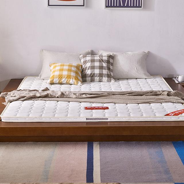 a家家具 天然环保椰棕海绵护脊椎床垫