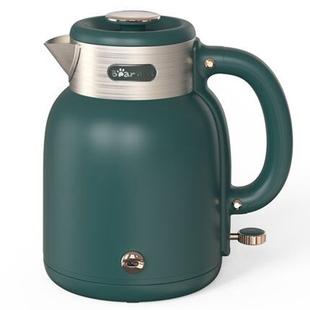 小熊家用不锈钢电热水壶开水壶