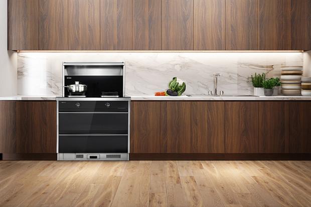 智能厨电进入家,烹饪轻松又简单