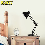 Good vision American folding LED learning love eye long arm clip lamp love bedroom bed headlight pinlight TG603