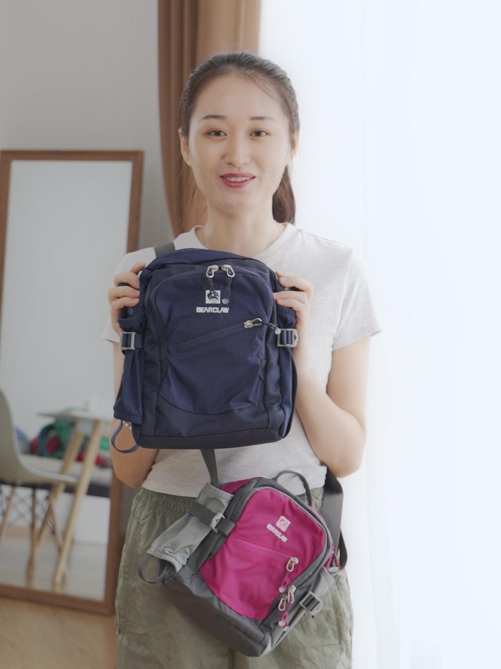 На открытом воздухе сумку женский спортивный досуг легкий небольшой сумка мужской чайник водонепроницаемый мини путешествие рюкзак лето мода