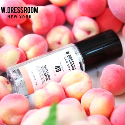 韩国W.DRESSROOM多丽丝衣物香氛喷雾抑菌去味清新剂