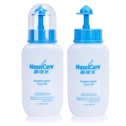 美国鼻可乐 鼻腔冲洗洗鼻盐剂 清洗器 洗鼻器