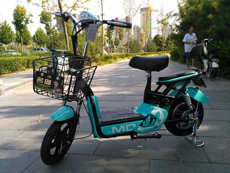 Vélo électrique 48V 14 pouces - Ref 2386266 Image 7