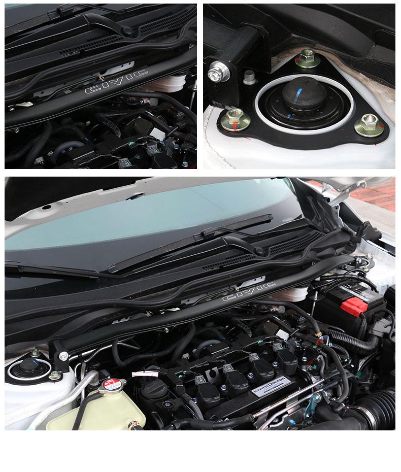 Thanh chắn cân bằng động cơ Honda Civic 17-18 - ảnh 7