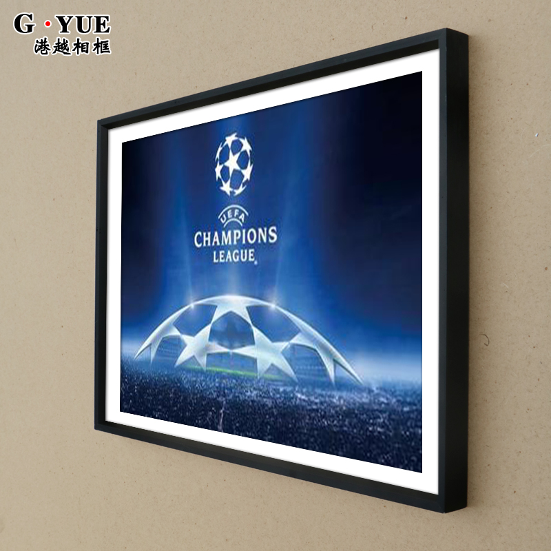 Gang Yue aluminum photo frame A3A1 advertising frame 60X90 wall ...
