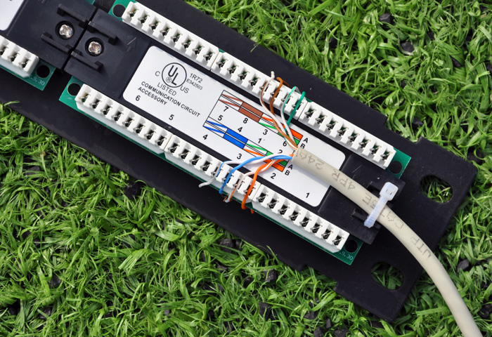 Cat6 patch panel wiring diagram | online wiring diagram.
