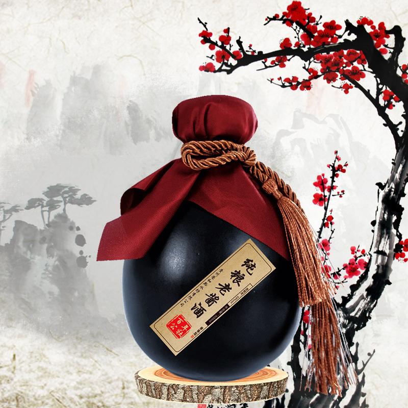 贵州53度酱香型白酒纯粮食酒