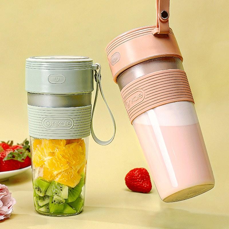 德国ankale榨汁机小型便携