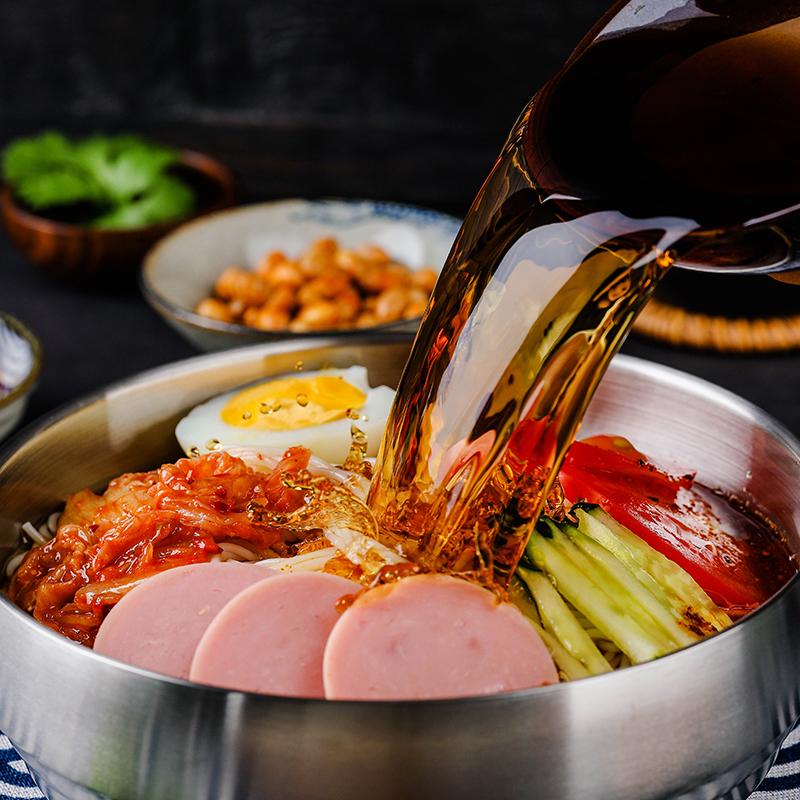 【 酸甜口】淘源好货浓缩汤汁东北冷面正宗韩国延吉朝鲜特色风味