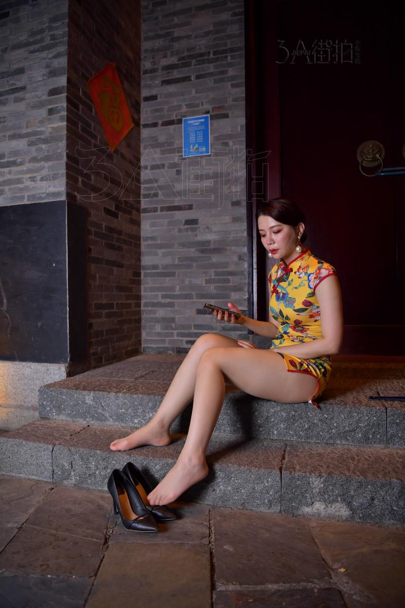 小海精品套图旗袍夜景很有味道啊【套图】 36993699  帖子ID:825