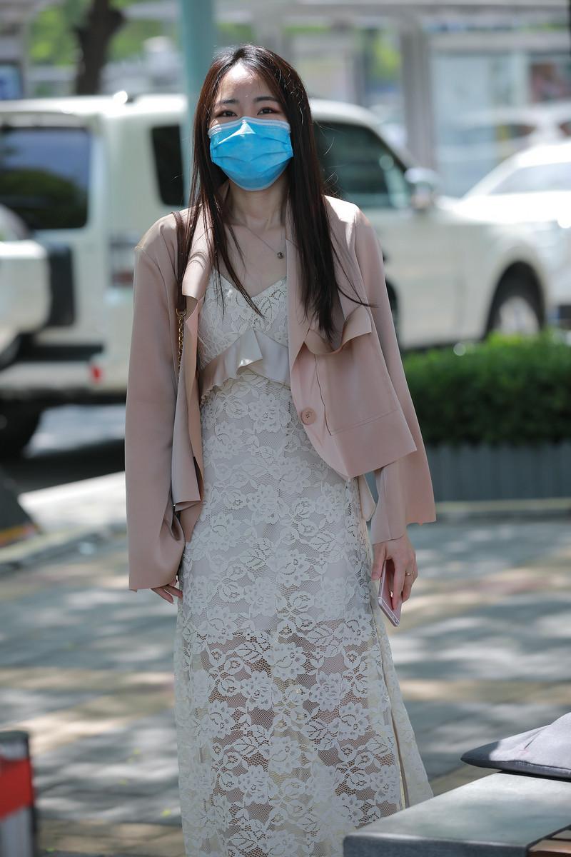 蕾丝裙美腿闺蜜GZ335【视频+套图】