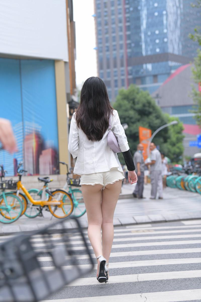 接档青林第四篇遇见你-02【视频+图片】 61986198 魔镜街拍,青林作品,街拍第一站,魔镜原创摄影,尚模摄影, 帖子ID:729