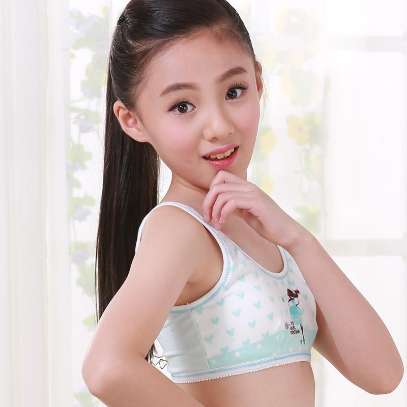 Korea girl without bras — photo 13
