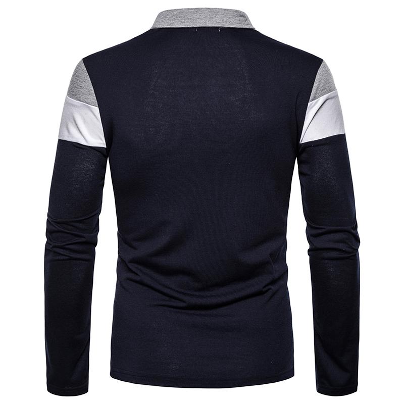 O1CN01kH5JIF1cmzoh7w0Ec !!282993644 Men's POLO Tri-Color Sweatshirt
