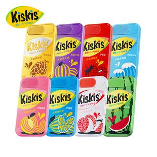 酷滋KisKis 经典无糖薄荷糖8盒