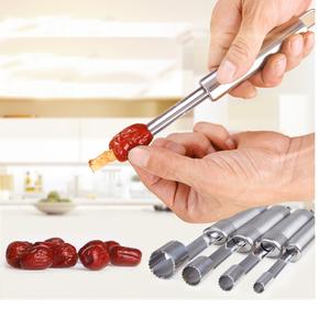 水果不锈钢去核器 红枣去核 山楂苹果去核