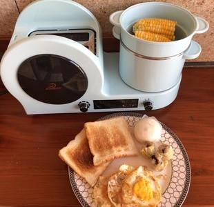 九殿早餐机,快手上班族的移动小厨房