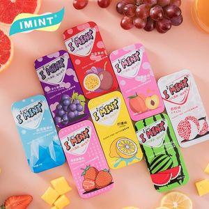 【抖音爆款】网红无糖薄荷口香糖3盒装