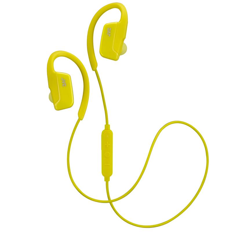 JVC 杰伟世 HA-EC600BT 无线蓝牙入耳式耳机