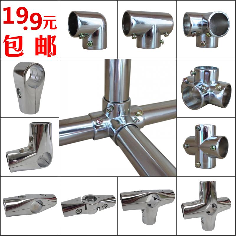 Phụ kiện đường ống phần cứng khớp nối ống mạ kẽm ống đôi mục đích khớp nối ống phụ kiện ống nối ốc vít