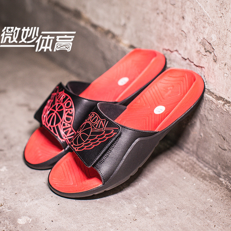 6c517fa35 Jordan Easter AJ11 couple men and women summer aj7 sports sandals and  slippers beach shoes AA1336