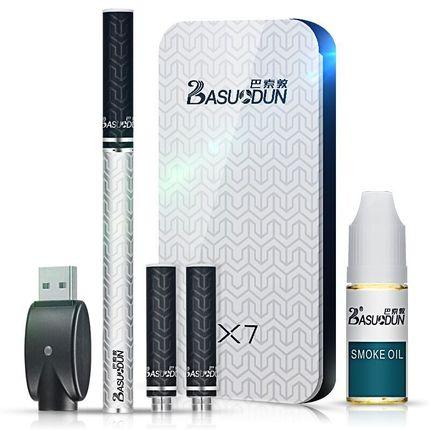 巴索敦X7电子烟正品戒烟产品大烟雾套装