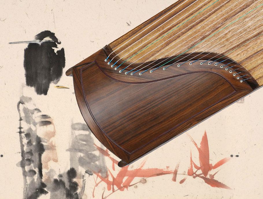 古筝初学者适合买什么价位的古筝?