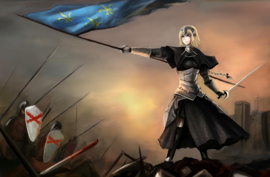 Fate/Apocrypha壁纸 漫画 热图32