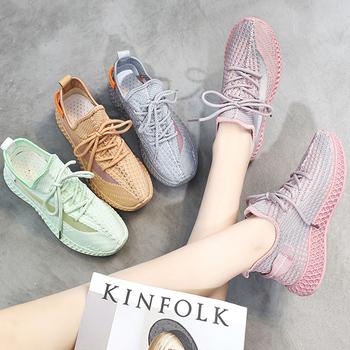 【柳岩代言】情侣鞋潮运动鞋夏季鞋
