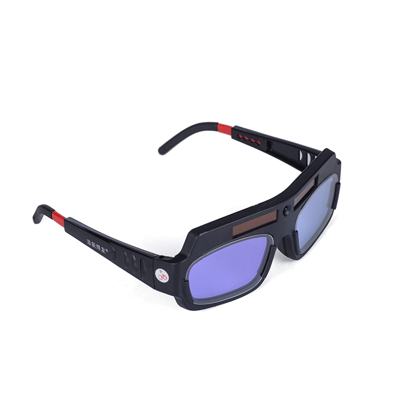 Tim new automatic dimming solar welding glasses radiation