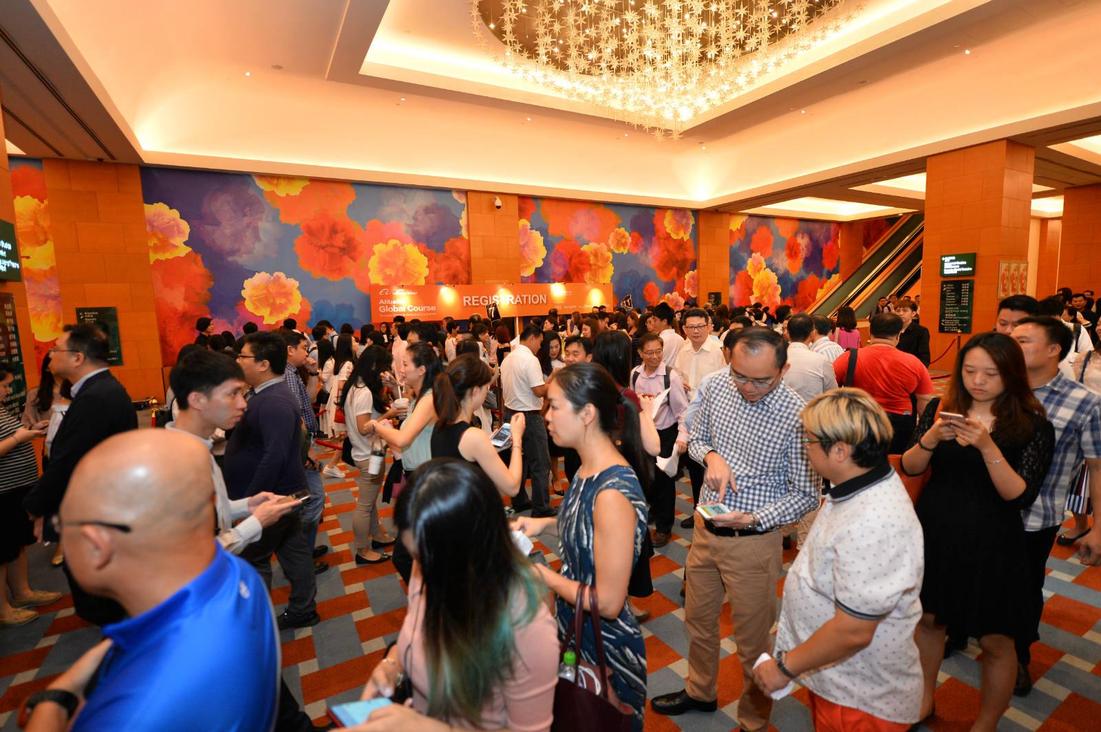 新加坡电商人都来取经,淘宝大学提供福利