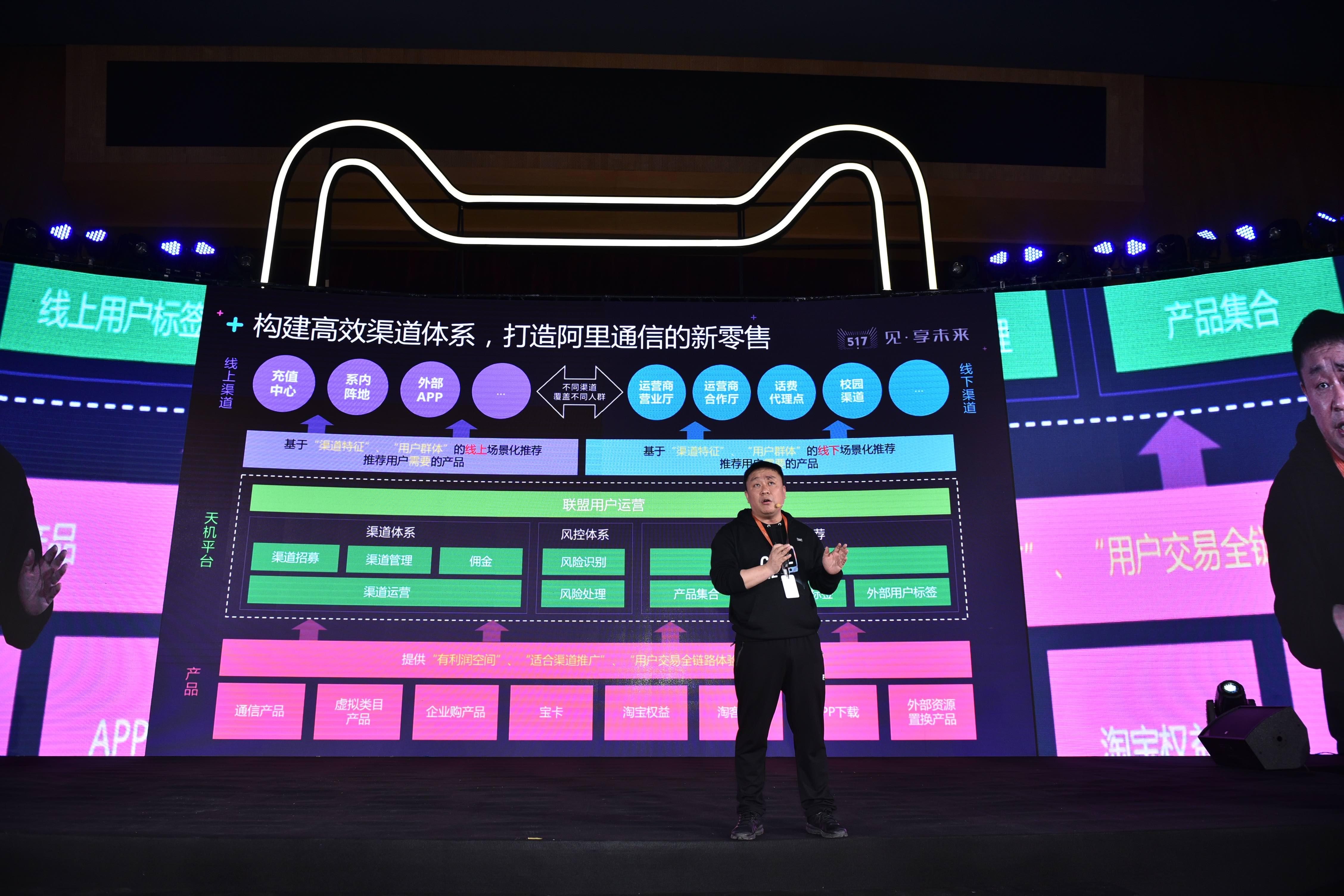 天猫联手三大运营商开启517通信狂欢节