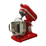 ✅ Qiao Li 7500 шеф-повар машина немой дом 7L тесто смеситель коммерческий сливочный машина миксер тесто машина свежий