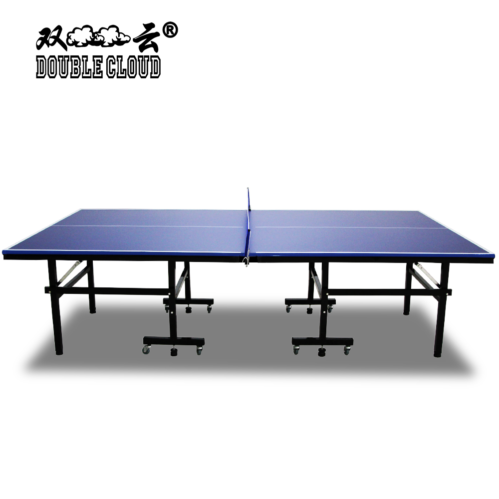 Double Cloud Ping Pong Table Fold Out Outdoor Waterproof Sunscreen ...