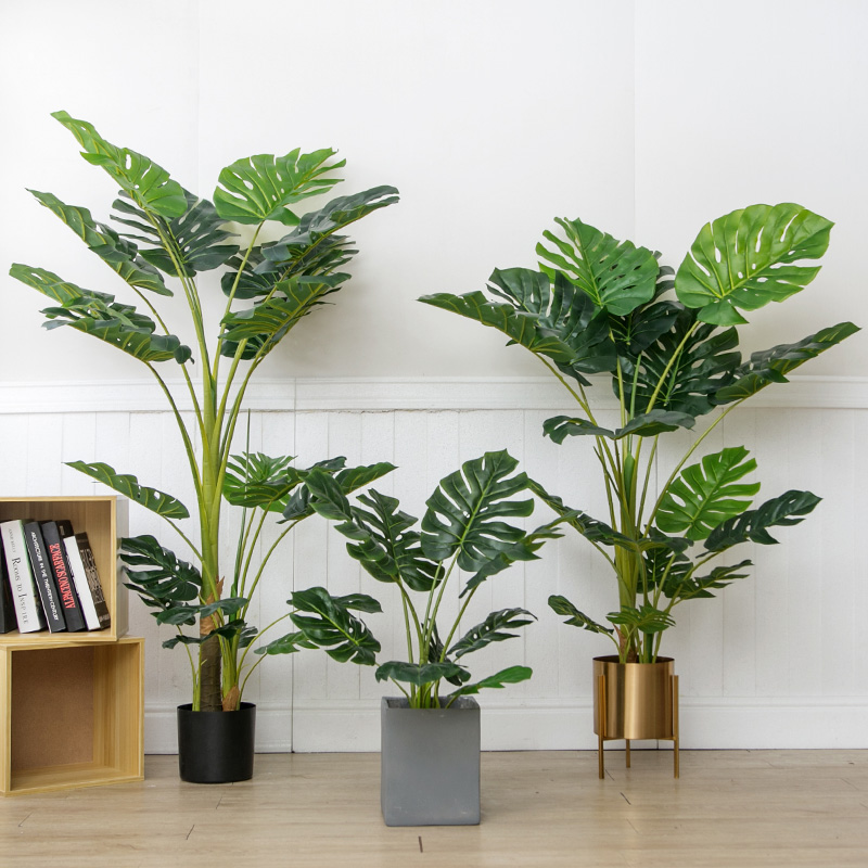 Bird of Paradise plant Ravenala Nordic simulation fake potted plants large living room furnishings Interior Turtle leaf