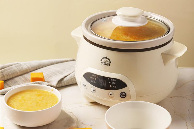 炖盅煲汤神器,煮粥煲汤方便又美味!